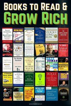 Entrepreneur Books, Self Development Books, Motivational Books, Inspirational Books To Read, Money Book, Life Changing Books, Finance Books, Best Books To Read, Best Self Help Books