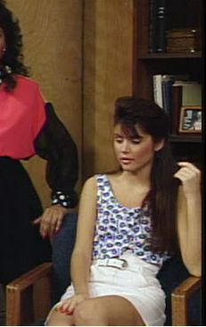 I'm just putting this out there: For the '90s, Kelly Kapowski rocked fashion.