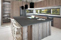 Plan de Maison Moderne Ë_140 | Leguë Architecture Plane, Small Modern Home, Architect Design, Architecture, Home Remodeling, House Plans, Cottage, House Design, How To Plan