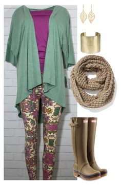 Untitled #38 by mary-mckinney on Polyvore featuring Hunter, Parts of Four, Steve Madden and Old Navy