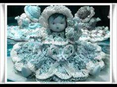 Boneca Sachê de Crochê Gratuito   LINK: http://artesdamitsy.blogspot.com.br/2014/02/link-para-o-curso-gratuito-da-boneca.html