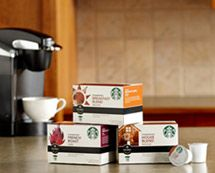 Starbucks® K-Cup® Packs