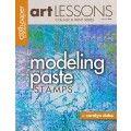 Art Lesson, Vol. 9: Modeling Paste Stamps