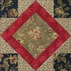 Austen Family Album: Block 11: Friendship Square for Catherine Knatchbull Knight