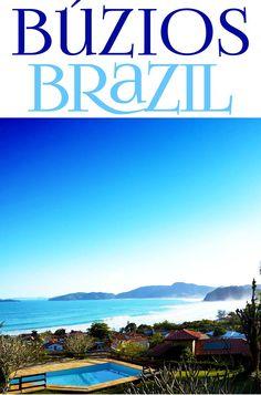 Armação De Búzios Brazil is known for its upmarket tourism...