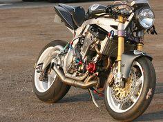 Guy Martin's legendary custom Martek Bike!