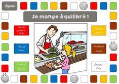Voici un jeu pour travailler l'équilibre alimentaire. Chaque enfant possède une planche représentant son plateau. Il doit recomposer un ...