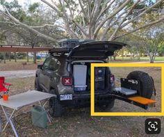 Jeep Renegade, Truck Bed Camping, Camping Gear, Truck Bed Date, Jeep Gear, Truck Bed Storage, Basement House Plans, Jeep Mods, Crossover Suv
