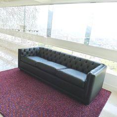 Ventanas y mueble! combinación, apartamento Moncada-Barros