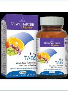 New Chapter Tiny Tabs Multi 192 tab  MultiPack * More info could be found at the image url.
