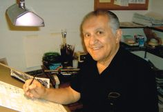 that's a big number and that is how old Sal Buscema turned today and he shows no signs of slowing down. Happy birthday Sal and thanks for all of the incredible memories that you created f… Comic Book Artists, Comic Book Heroes, Comic Books, Sal Buscema, Happy 80th Birthday, Best Artist, Great Artists, The Creator, Illustration Art