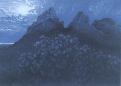 william degouve de nuncques   William Degouve de Nuncques [Peintre]