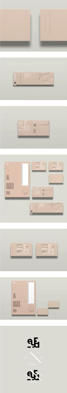 E/U/F/A on Behance | Branding | Pinterest