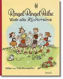 Ringel Ringel Reihe Liebe Alte Kinderreime by Fritz Baumgarten 9783789811135 for sale online Baumgarten, Old Children's Books, Fritz, 4 Kids, Alter, Childhood Memories, Childrens Books, Growing Up, Germany