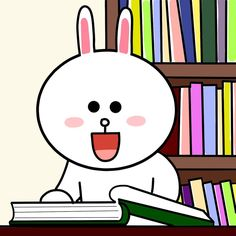 Cony went to the library today! She and Brown decided to read a same book and discuss it after a week. Long distance book clubCony's ideal date with Brown is book store⇨cafe⇨shopping. What are your favorite date routes?  今日は図書館に行ったよ!前から本屋デート結構好きで今もよくお互いに同じ本を読んてる。来週楽しみー #ラインフレンズ #ライン #コニー #ブラウン #コニーブラウン #遠距離さんと繋がりたい #遠距離 #遠距離恋愛 #恋愛 #絵 #line #linefriends #cony #brown #conyandbrown #longdistancerelationship #longdistance #love #drawing #熊大 #兔兔