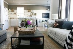 welcome to our home {finding fall home tour 2013}