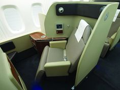 Superstar Designer Marc Newson Is Joining Apple | Newson's interior for Qantas airlines.  Qantas  | WIRED.com