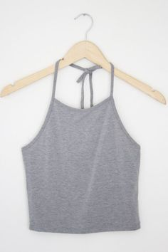 Casual Halter Top