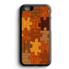Wood Puzzle Jigsaw iPhone 7 Case