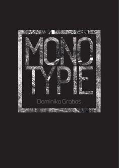 Monotypie, Dominika Graboś, Pracownia414  ASP Wrocław