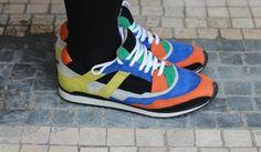 #sneakers #colors #zara #sophiemhabille