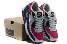 Nike Women, Air Max 90, 90 Dame, Nike Air