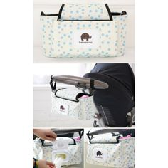 stroller accessories/ stroller caddy/ best stroller organizer/ stroller organizer bag/ stroller diaper bag Third Anniversary, Bag Storage, Diaper Bag, Pouch, Organization, Celebration, Organisers, Free Shipping, Stuff To Buy