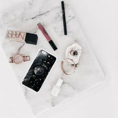 This Black Marble + Gold Dust phone case with its matching #popsocket has me so excited.   iPhone 6 Cases   iPhone 6 Plus Cases   iPhone 7 Cases   iPhone 7 Plus Cases   iPhone Cases   Phone Cases for Girls   Marble Phone Case Fashion Trend   Phone Case with PopSockets