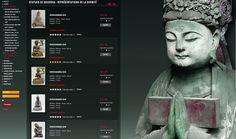 Statues de Bouddha - Représentations de la Divinité - Cadeaux d'Asie