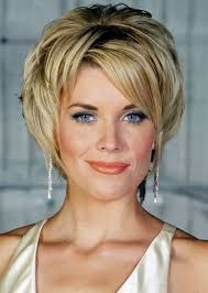 Image result for short hairstyles for fat faces and double chins