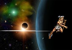 New Moon - Mercury Direct