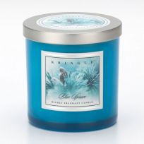 Tumbler Colored Large Blue Spruce | Kringle Candle Company | www.kringlecandle.com | $20.95