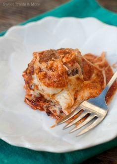 Lasagna Meatballs | Sweet Treats and More