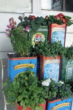 container garden inspiration