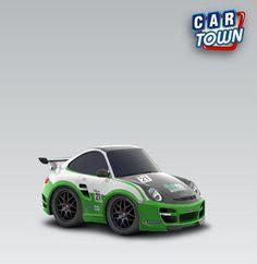 Porsche Vorsteiner V-RT Coupe 2012 - Trackspeed