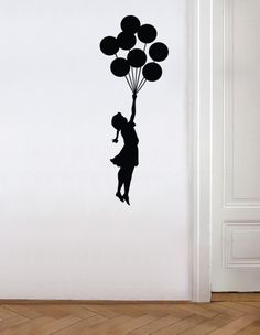 Wandtattoo Banksy, Wall Tattoo, Pretty Art, Ideas Para, Cute Pictures, Etsy, Inspiration, Painting, Design