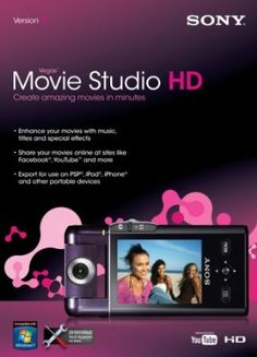 Sony Movie Studio HD [Old Version]