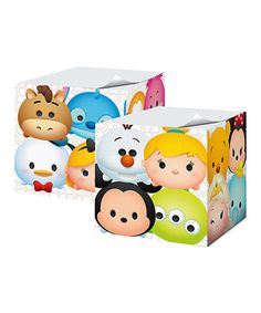 Love this Disney Tsum-Tsum Sticky Memo Cube on #zulily! #zulilyfinds