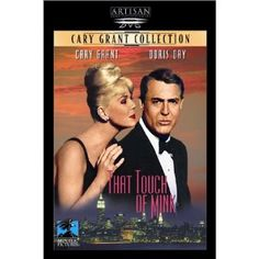 That Touch of Mink (1962)    My first Cary Grant movie that I ever watched...