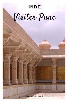 Pune est la deuxième ville de l'Etat du Maharashtra, 170 km de Mumbai. Découvrir Pune, c'est également découvrir une architecture variée. #stagealetranger #stageeninde