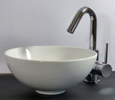 Großansicht Sink, Camper, Home Decor, Bathroom, Vanity Sink, Sink Design, Timber Wood, Half Bath Remodel, Shabby Chic White