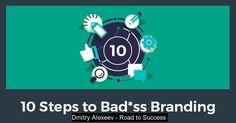How to Build a Powerful Brand in 10 Simple Steps  #Online   #money   #marketing   #socialmedia   #seo   #blog   #blogging   #business   #website   #wordpress