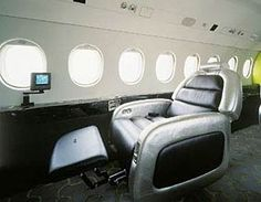 The plane. The plane.