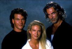 Patrick Swayze, Kelly Lynch, Sam Elliott dans Road House