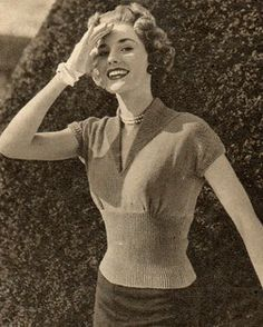 Love it! Beyer Mode 5 / 1956 via beswingtes allerlei