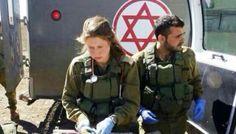 Sargento Yoegev, la médica del ejército israelí que trata a sirios heridos