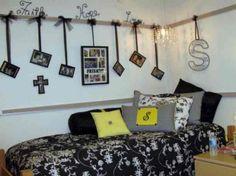 Interiors Explorer » DIY Dorm Room Ideas for Girls