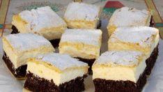 A világ legfinomabb túrós sütije, mire megiszod a kávéd, meg is sül! Baking Recipes, Cake Recipes, Dessert Recipes, Sweet Desserts, Healthy Desserts, Hungarian Desserts, Pan Integral, Sweet Pastries, Homemade Cakes