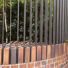 #detail #architecture #brick #steel #light #shadow