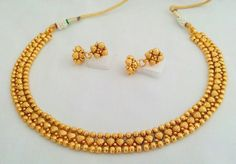 Silver Jewellery Indian, Indian Wedding Jewelry, Bridal Jewelry, Gold Chain Design, Gold Jewellery Design, Gold Jewelry Simple, Jewelry Model, Mysore, Choker
